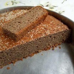 Pão prático 100% Integral
