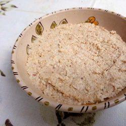 Pasta de Amendoim Caseira