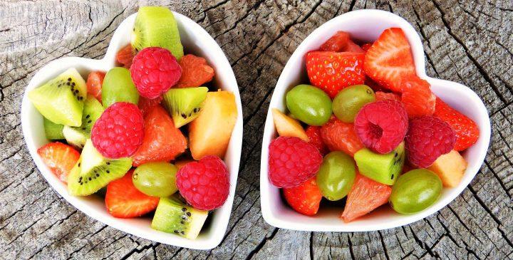 Frutas como fonte de antioxidantes