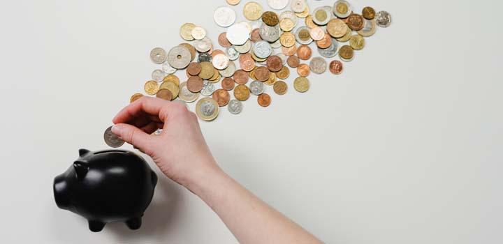 Controle suas financias e poupanças durante a pandemia.