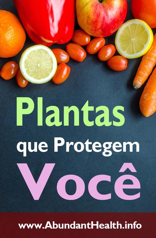 Plantas que Protegem Você