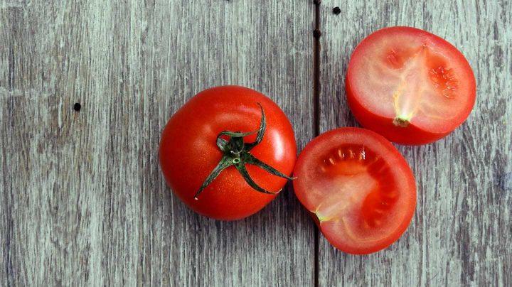 Tomates são uma boa fonte de licopeno.