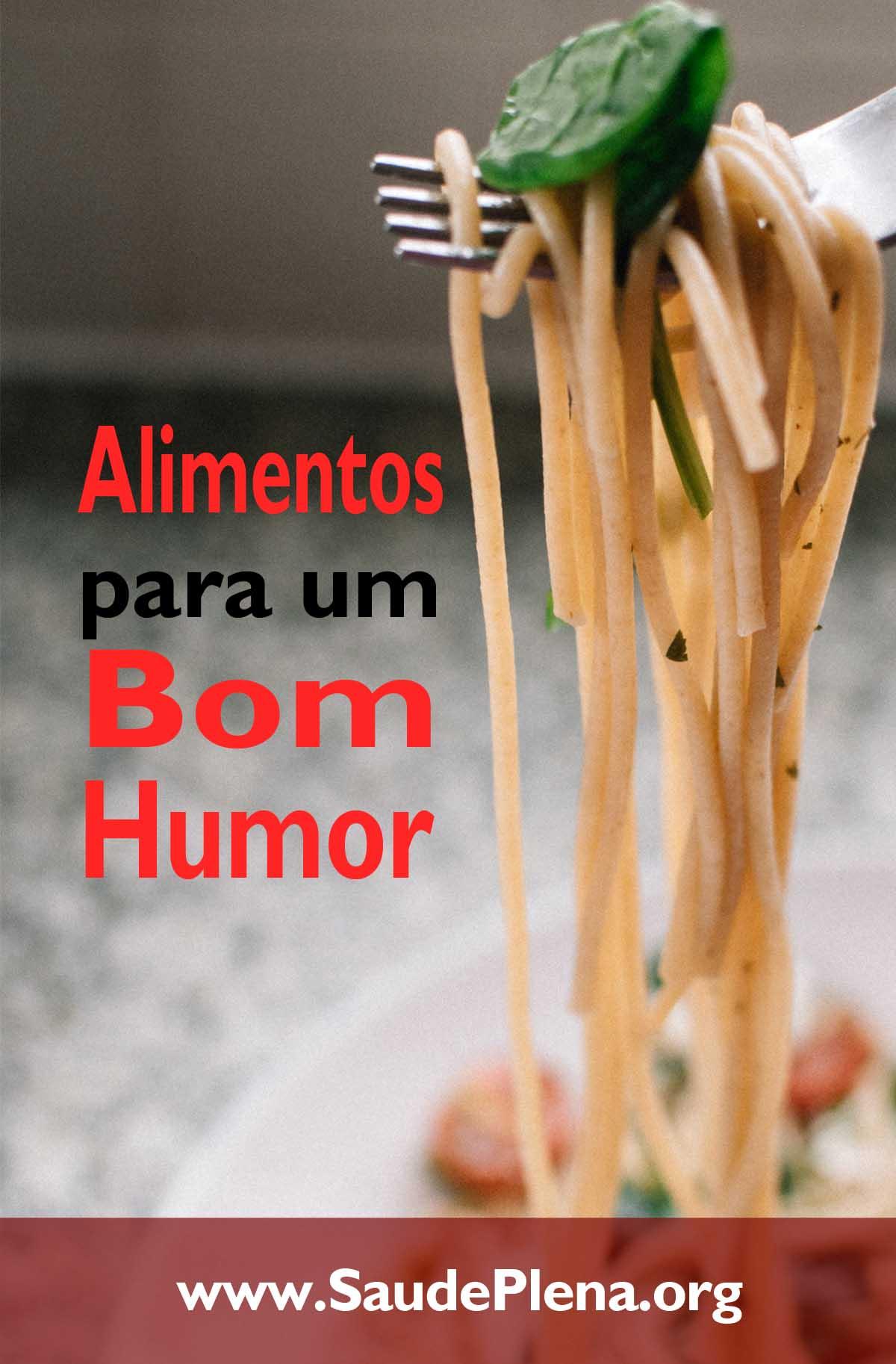 Alimentos para um Bom Humor