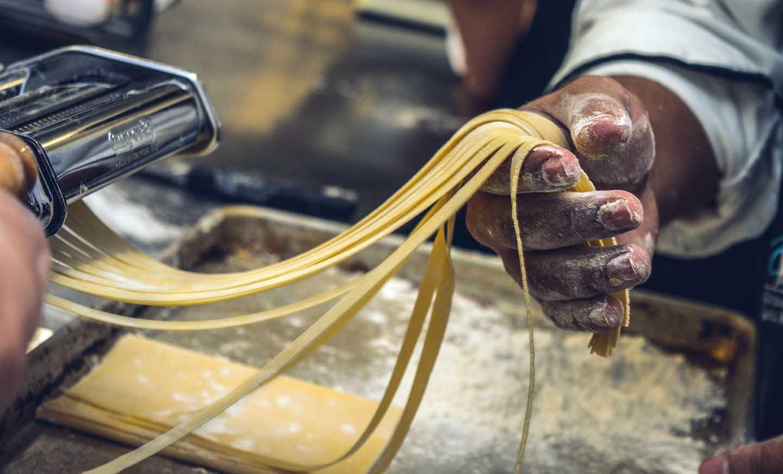 Pasta Italiana Caseira - Photo by Jorge Zapata from Pexels