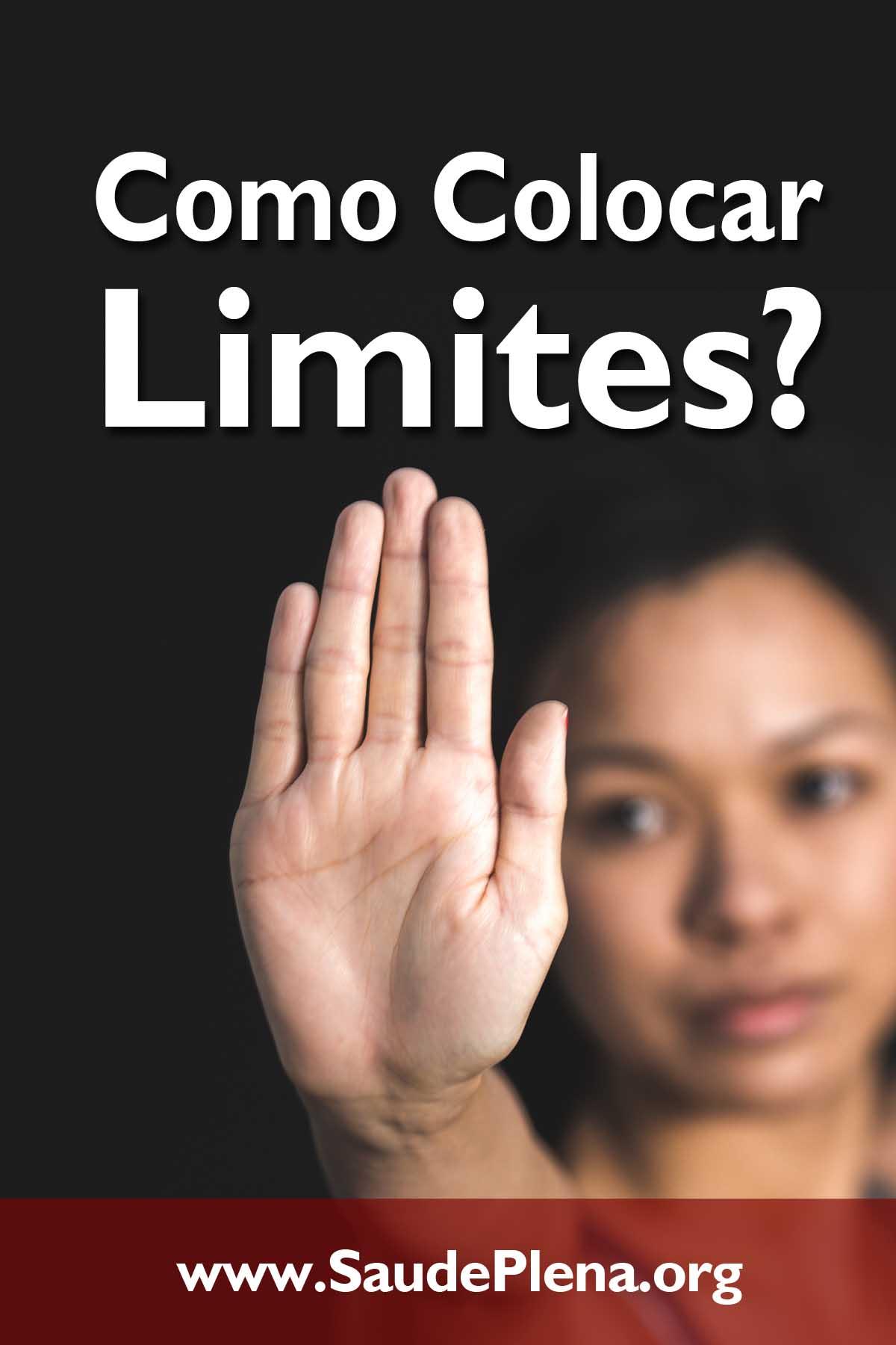 Como Colocar Limites?