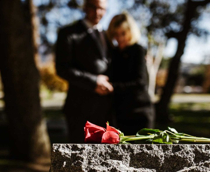 Luto por um ente querido morto - Photo by RODNAE Productions from Pexels