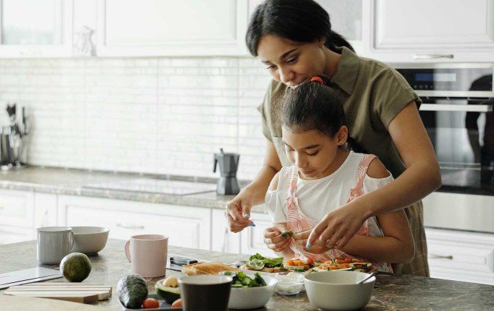 O Seu Papel no Desenvolvimento Alimentar de Seus Filhos