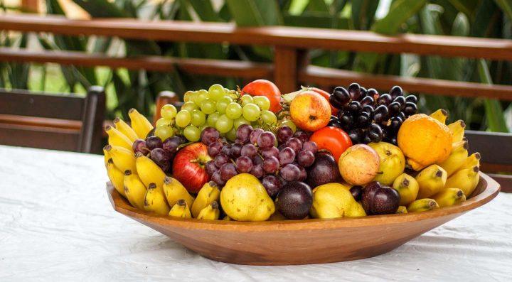 Frutas como fontes de carbohidratos - Photo by Anderson Guerra from Pexels