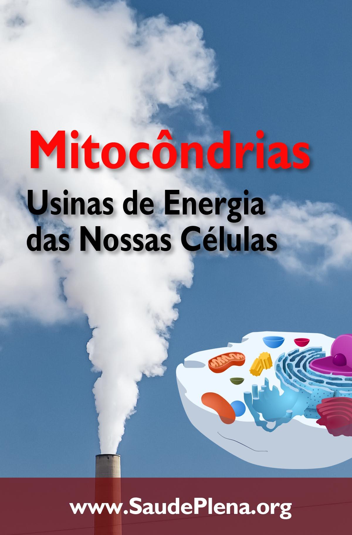 Mitocôndrias - Usinas de Energia das Nossas Células