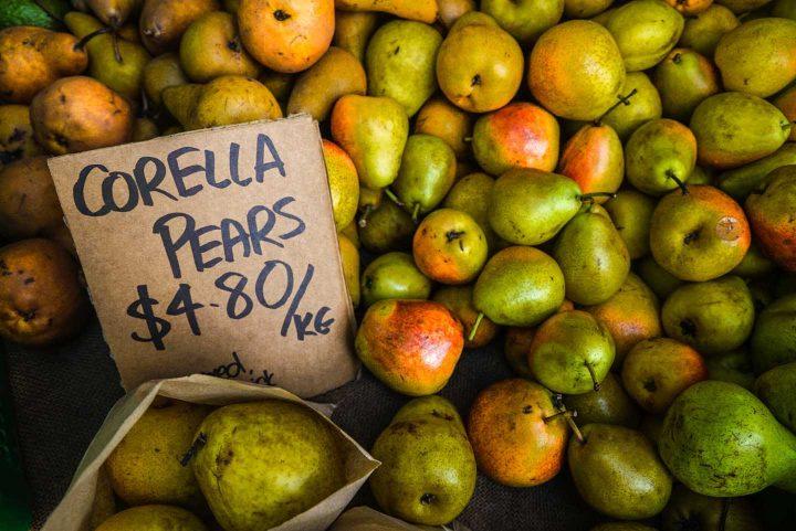 Preço para frutas - Photo by Wendy Wei from Pexels